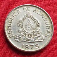 Honduras 20 Centavos 1973 KM# 81 - Honduras