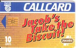 "IRELAND - Jacob""s Biscuits, Chip GEM1.3, 06/93, Used - Ireland"