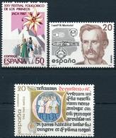 2791-2793 Einwandfrei Postfisch/** - 1931-Aujourd'hui: II. République - ....Juan Carlos I