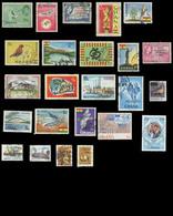 Ghana Mini Collection Of 24 Stamps - Ghana (1957-...)