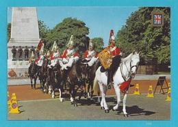 London - The Life Guards Parade - 1983 [#3182] - London