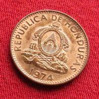 Honduras 1 Centavo 1974 KM# 77a - Honduras
