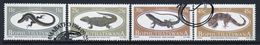 Bophuthatswana Set Of Stamps Celebrating Lizards From 1984. - Bophuthatswana