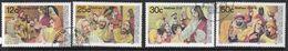 Bophuthatswana Set Of Stamps Celebrating Easter From 1985. - Bophuthatswana
