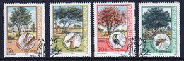 Bophuthatswana Set Of Stamps Celebrating Tree Conservation From 1985. - Bophuthatswana