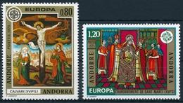 264-265 Europamarken 1975 Einwandfrei Postfisch/** - Andorre Français