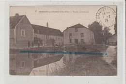 CPA  - GRANCEY SUR OURCE - Moulin Et Abreuvoir - France