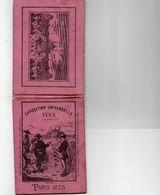 Carnet EXPOSITION UNIVERSELLE VUES PARIS 1878   12 VUES DE L'EXPOSITION - Old Paper