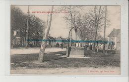 CPA  - GEVREY CHAMBERTIN - La Place - Gevrey Chambertin