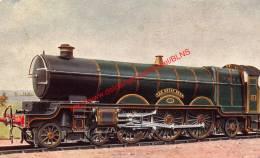 The Great Bear - Train - Trains