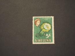 ST, HELENA - 1961 UCCELLO 5 Sh. - NUOVO (++) - Isola Di Sant'Elena