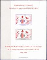 CHILE - RED CROSS  - **MNH - 1969 - Croce Rossa