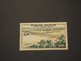 MADAGASCAR - P.A. 1960 VEDUTA 500 F.. - NUOVO (++) - Aéreo