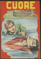 CUORE -E. DE AMICIS -ILLUSTRAZIONI DE VITA -EDITRICE BOSCHI 1965 - Bambini E Ragazzi