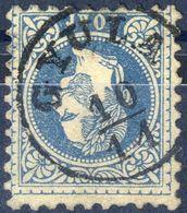 AUSTRIA HUNGARY  1867  10 KR  @ GYULA - Hongrie