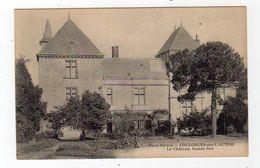 Aot18  7982061    Coulonges Sur L'autise  Le Chateau - Coulonges-sur-l'Autize
