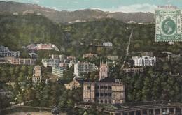 CARD HONG-KONG 2 CENTS NEW - Chine (Hong Kong)