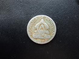 HONDURAS : 5 CENTAVOS DE LEMPIRA   1972   KM 72.1     TB+ - Honduras