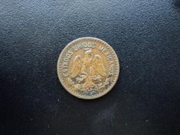 MEXIQUE : 1 CENTAVO   1942 Mo   KM 415    TTB+ - Mexico