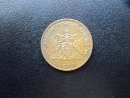 TRINITÉ ET TOBAGO : 5 CENTS  1997    KM 30    SUP Patine - Trinité & Tobago