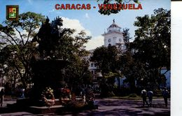 (ORL 80) Venezuela - City Of Caracas - Venezuela