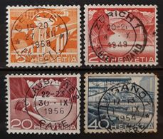 SUIZA 1949 Engineering. USADO - USED. - Suiza