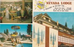 Nevada Lake Tahoe The Nevada Lodge