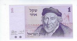Billet Israel 1 Lirot 1973 - Israel