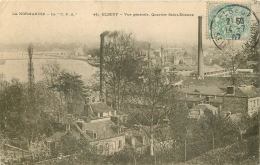 76 ELBEUF. Quartier Saint-Etienne 1907 - Elbeuf