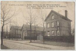 Wortel-Colonie. Woning Van Den Officier-bevelhebber - Merksplas