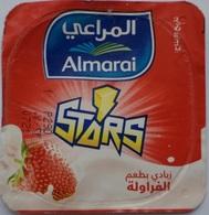 Egypt - Couvercle De Yoghurt Almarai Stars(foil) (Egypte) (Egitto) (Ägypten) (Egipto) (Egypten) Africa - Milk Tops (Milk Lids)