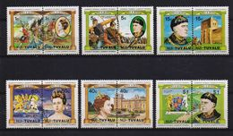 Tuvalu - Nui 1984, Complete Set, Royalty, MNH. Cv 8,50 Euro - Tuvalu