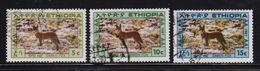 Ethiopia 1987, Fox, Vfu - Ethiopie