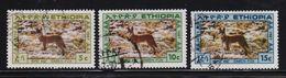 Ethiopia 1987, Fox, Vfu - Äthiopien