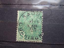 "VEND BEAU TIMBRE D ' INDOCHINE N° 27 , CACHET "" SADEC "" !!! - Indochina (1889-1945)"