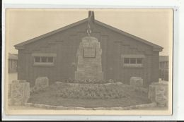 Leopoldsburg Monument Voor De Grenswielrijders Van Het Bataljon Limburg 1940-45 Militaria Fotokaart - PRO PATRIA - Leopoldsburg (Camp De Beverloo)