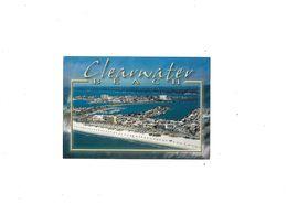 Carte Postale Cleanwater Beach Florida Etats Unis - Clearwater