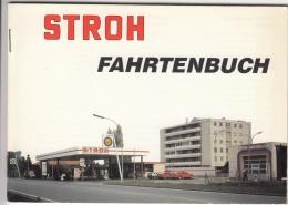 Altes  STROH - Fahrtenbuch - Unbenutzt Im Neuzustand - Alte Papiere