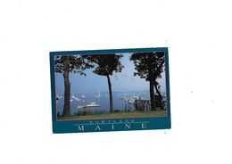 Carte Postale Portland  Maine Etats Unis - Portland