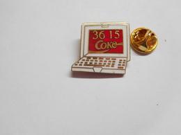 Beau Pin's En EGF , 36 15 Coke , Coca Cola - Coca-Cola