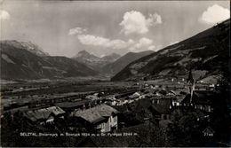 ! Alte Ansichtskarte, Foto, Selztal, Steiermark, Bahnhof, Eisenbahn, Österreich, 1940 - Bahnhöfe Mit Zügen