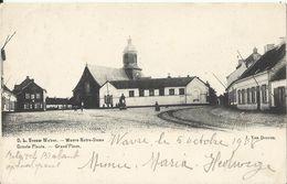 Onze Lieve Vrouw Waver - Groote Plaats (Sint Katelijne Waver) 1908 - Sint-Katelijne-Waver