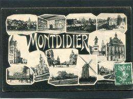 CPA - MONTDIDIER - Souvenir, Multivues - Montdidier