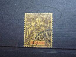 VEND BEAU TIMBRE D ' INDOCHINE N° 14 !!! - Indochina (1889-1945)