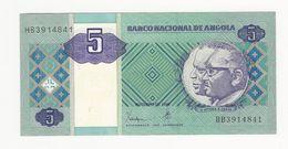 Angola 5 Kwanzas 1999 - Angola