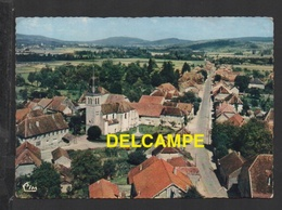 DD / 39 JURA / CRAMANS / VUE GENERALE AÉRIENNE DE LA GRANDE RUE  / - France