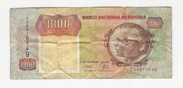 Angola 1000 Kwanzas 1991 - Angola