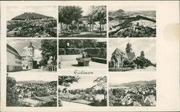 AK Eislingen Fils, Mehrbildkarte, O 1956 (30877) - Eislingen