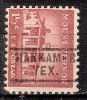 USA Precancel Vorausentwertung Preo, Locals Texas, Hankamer 729 - Vereinigte Staaten