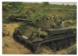 BUNDESWEHR Flak-Panzer In Stellung Militaria Armee - Materiale